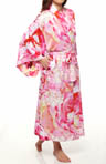Natori Sleepwear Bellarocca Printed Charmeuse Robe U74007