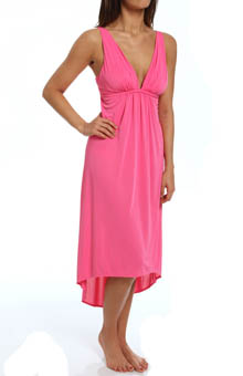 Natori Sleepwear Aphrodite High/Low Gown V73000