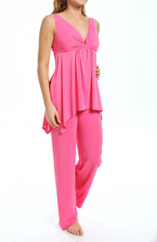 Natori Sleepwear Aphrodite Sleeveless Pajama set V76011
