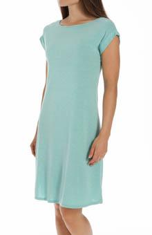 Natori Sleepwear Shangri-La Solid Poly Modal Sleepshirt W72123