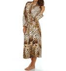 Gabon Printed Georgette Robe Image