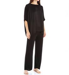 Natori Sleepwear Shangri-La Lounge Solid Modal Pajama Set X76051