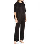 Shangri-La Lounge Solid Modal Pajama Set Image