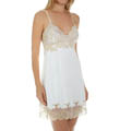Natori Sleepwear Boudoir Slinky Knit with Lace Chemise X78058
