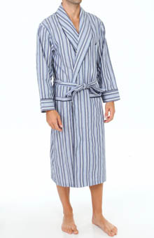 Nautica Anchor Wovens Shawl Collar Robe