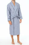 Sultan Stripe Shawl Collar Robe