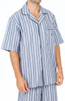 Nautica Anchor Wovens Short Sleeve Camp Shirt 103165