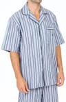 Sultan Stripe Camp Shirt