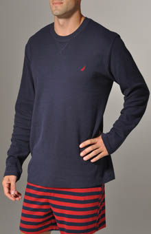 Thermal Knit Crewneck