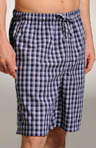 Storm Surge Plaid Sleep Short