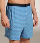 Nicholas Stripe YD Knit Boxer