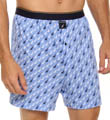 Nautica Tide Pool J Class Print Knit Boxer 136541