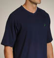 Match Play Solid SS V-Neck Shirt Image