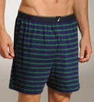 On Par Stripe Knit Boxer