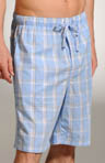 Intercoastal Plaid Sleep Short