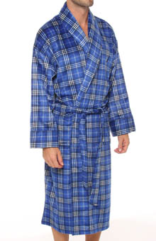 Sueded Fleece Robe