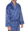 Sueded Fleece Robe Image