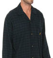 Nautica Long Sleeve Flannel Camp 204195