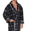 Nautica Printed Plush Robe 205016