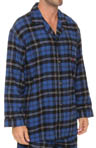 Nautica Long Sleeve Flannel Camp 207495