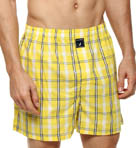Nautica Lakeside Plaid Woven Boxer 301040