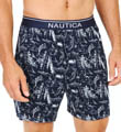 Nautica Knit Boxer Short KB3410