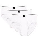 Nautica 3 Pack Full Cut Brief MB2001