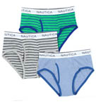 Nautica Full Cut Briefs - 3 Pack UR3415