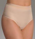 Nearly Nude Thinvisible Smoothing Cotton Thong 12U001