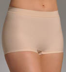 Nearly Nude Thinvisible Smoothing Cotton Boyshort 13U001