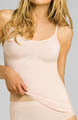 Nearly Nude Thinvisible Smoothing Cotton Camisole 15U001