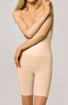 Nearly Nude Thinvisible Ultra Firm Seamless High Waist Slimmer 44U001