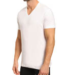 Nero Perla Skin Basic V-Neck Short Sleeve T-Shirt 22169