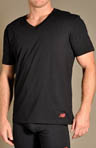 New Balance Essent. 2 pk V-Neck T-Shirt 00912CS