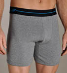 Essential 2 pk Boxer Briefs Tile Contrast