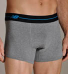 Essential Tile Contrast Stretch Trunks - 2 Pack