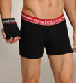 New Balance 2 Pack Trunk w/ Red Contrast Waistband 70921