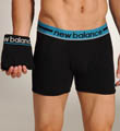 New Balance 2 Pack Trunk w/ Turkish Tile Contrast Waistband 70925