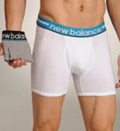 New Balance Trunks w/ Turkish Tile Contrast Waistband - 2 Pack 70926