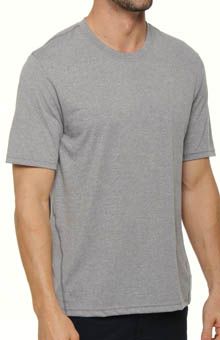 Heathered Short Sleeve