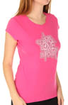 New Balance Komen Courage Tee RWGT2347