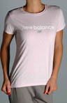 New Balance Linear Tech Tee WGT6406