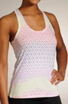 New Balance NP Racerback Printed Top WRT2154