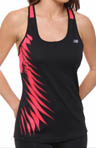 New Balance Momentum Racerback Printed Tank WRT3121
