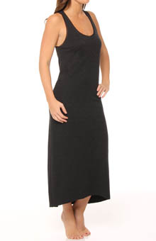 Sleek Lounge Tank Gown