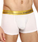 Obviously For Men Metallic Low Rise Boxer Brief MCI1840