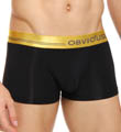 Obviously For Men Metallic Low Rise Boxer Brief 1 Inch Inseam MCI1850
