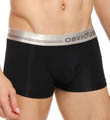 Obviously For Men Metallic Low Rise Boxer Brief 1 Inch Inseam MCI1890