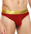 Obviously For Men Metallic Low Rise Brief MDI1820