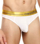 Obviously For Men Metallic Low Rise Brief MDI1840